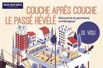 Sens Dessus Dessous, Les Traces De L'histoire à Bobigny