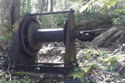 Sentier Des Mines Du Soulié à Saint Perdoux