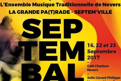 Septembal, musique trad' à Nevers