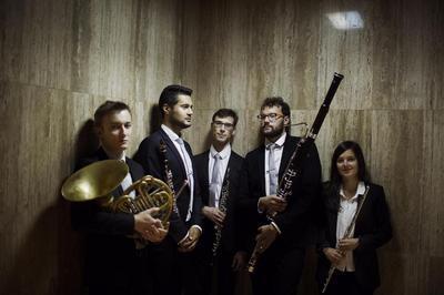 Septembre Musical de l'Orne - Ouranos à Saint Hilaire de Briouze