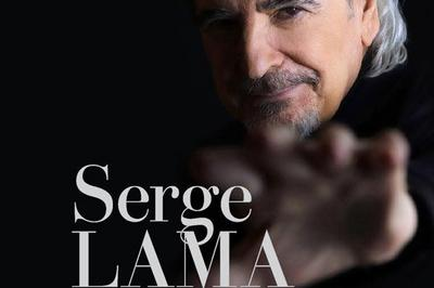 Serge Lama à Strasbourg