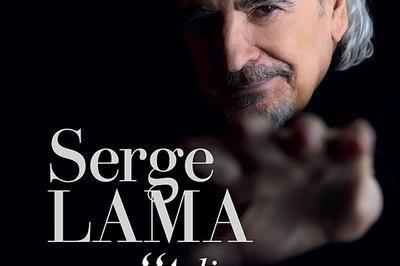 Serge Lama à Caen