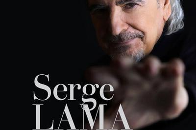 Serge Lama - Adieu chère provence à Nantes