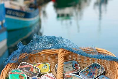 Serrés Comme Des Sardines En Boîte à Concarneau