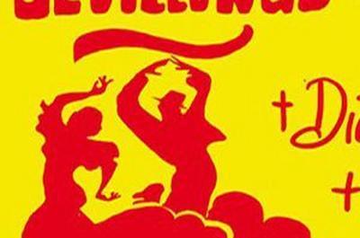 Sevillanas : Salmarina + Diego Benjumea + Requiebros à Nimes