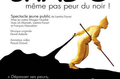 Shad'O, même pas peur du noir ! à Paris 19ème