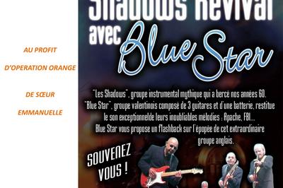 Shadows Revival avec Blue Star à Etoile sur Rhone