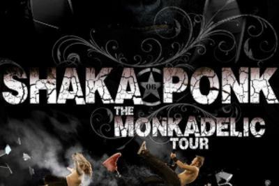 Shaka Ponk à Caen