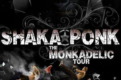 SHAKA PONK - the Monkadelic Tour à Dijon