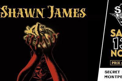 Shawn James à Saint Jean de Vedas