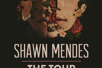 Shawn Mendes - The Tour à Paris à Paris 12ème