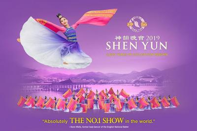 Shen Yun à Tours