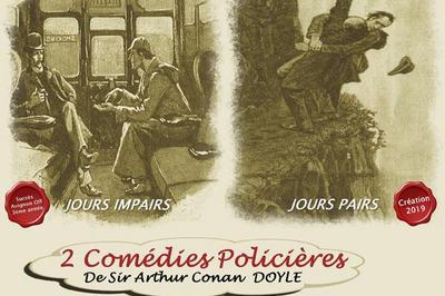 Sherlock Holmes à Avignon