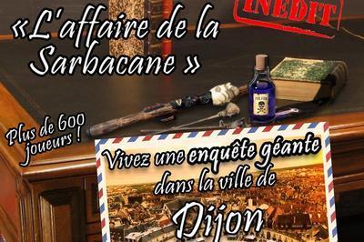 Sherlock Holmes à Dijon