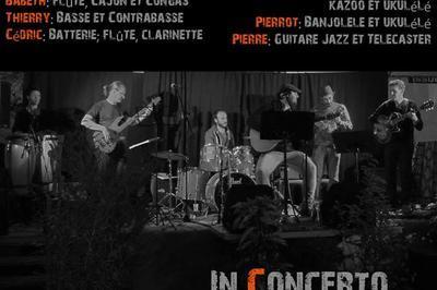 Les Branlagats en concert à Villelongue
