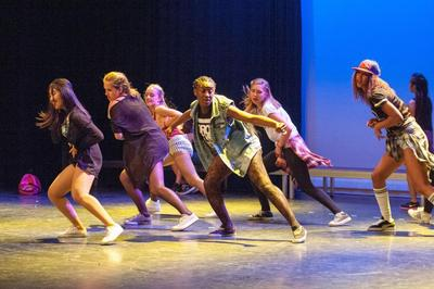 Show Dance Nathalie Durand à Caen