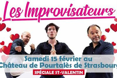 Show des Improvisateurs à Strasbourg