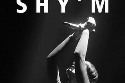 Shy'M à Paris 9ème