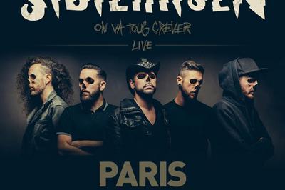 Sidilarsen à Paris 20ème