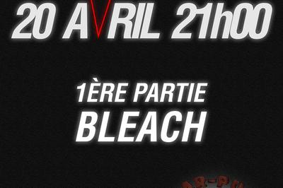 Signal En Concert   1ère Partie Bleach à Montpellier