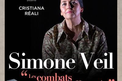 Simone Veil-Les Combats D'Une Effrontée à Carpentras