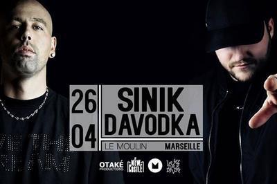 SINIK x Davodka à Marseille