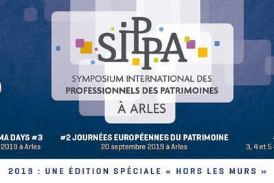Sippa Hors Les Murs #2 (symposium Des Professionnels Des Patrimoines à Arles)