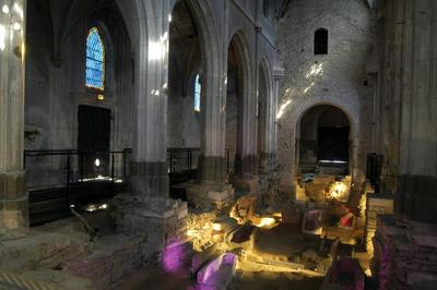 Site Archéologique De L'église Saint-clément à Macon