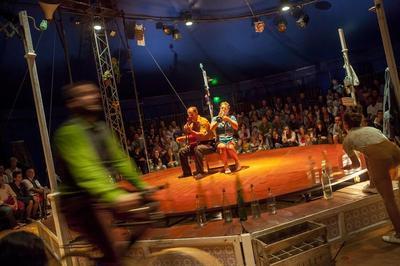 Le cirque poussière à Neuves Maisons