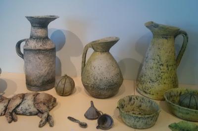 Sites Archéologiques Et Atelier De Potiers à Sadirac