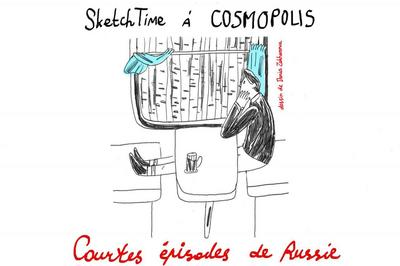 Sketch-time : courts épisodes de Russie à Nantes