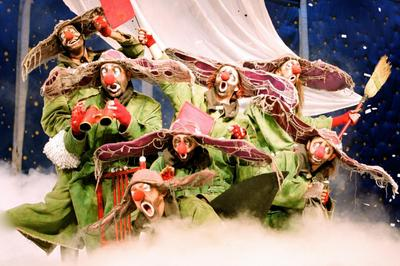 Slava'S Snowshow à Frejus