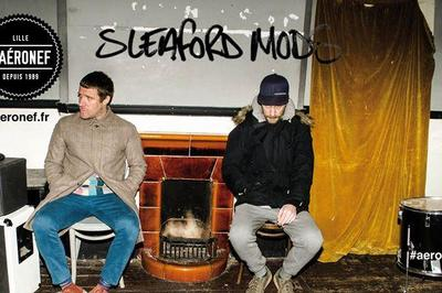 Sleaford Mods + Massicot à Lille