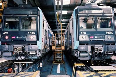 Sncf - Technicentre Des Ardoines : Découverte De La Maintenance Et De La Conduite Des Trains De La Ligne C à Vitry sur Seine