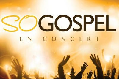 So Gospel Tour 2018 à Pornic