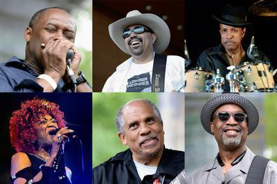 Three Generations et Chicago Blues Festival à Le Mans