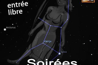 Soirée astronomie : La vierge à Saint Chamond