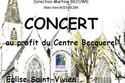 Soirée au profit du Centre Henri Becquerel de Rouen