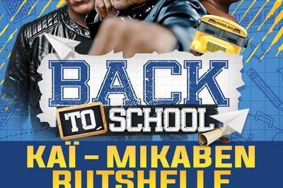 Soiree Back To School à Aubervilliers