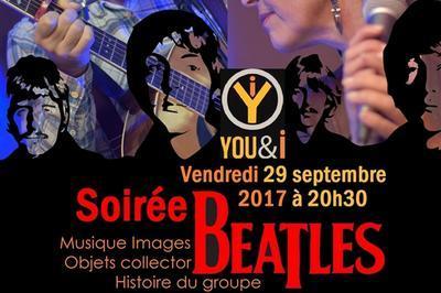 Soirée Beatles You&i à Aix en Provence