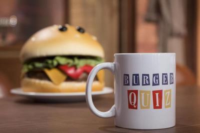 Soirée Burger Quiz à Dijon