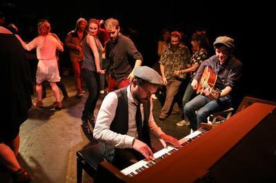 Soirée cabaret : Swing 276 à Verneuil sur Avre