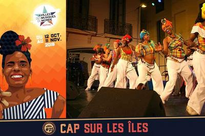 Soirée D'Ouverture : Cap Sur L'île De La Réunion ! à Aubervilliers