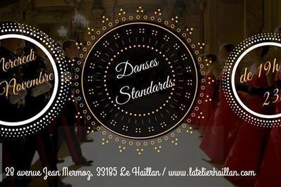 Soirée Danses Standards à Le Haillan