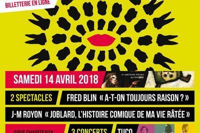 Journée de Clôture de La Chaperie Théâtres et Concerts à Guecelard