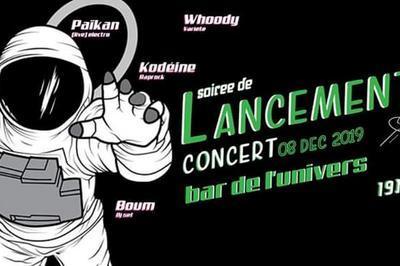 Soirée de Lancement à Dijon