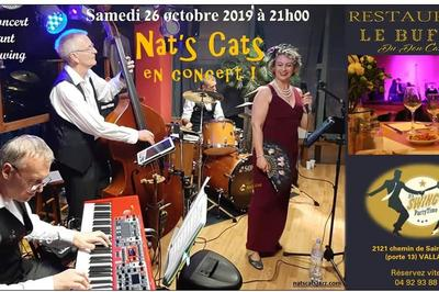 Soiree Jazz / Swing avec Nat's Cat's à Antibes