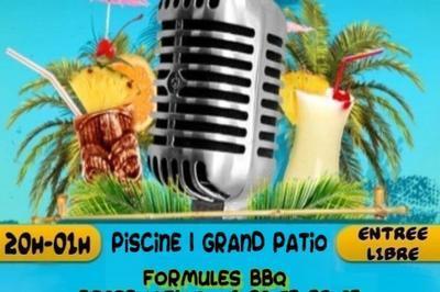 Tous les vendredis   karaoké et bbq & pool à Montpellier au 28 août 2020