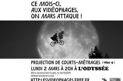 Soirée Mensuelle des Vidéophages à Toulouse