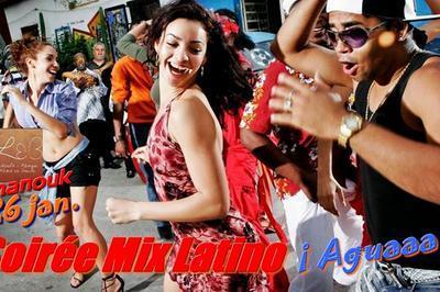 Soirée Mix Latino